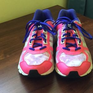 Adidas equipment 10 athletic shoes size 8